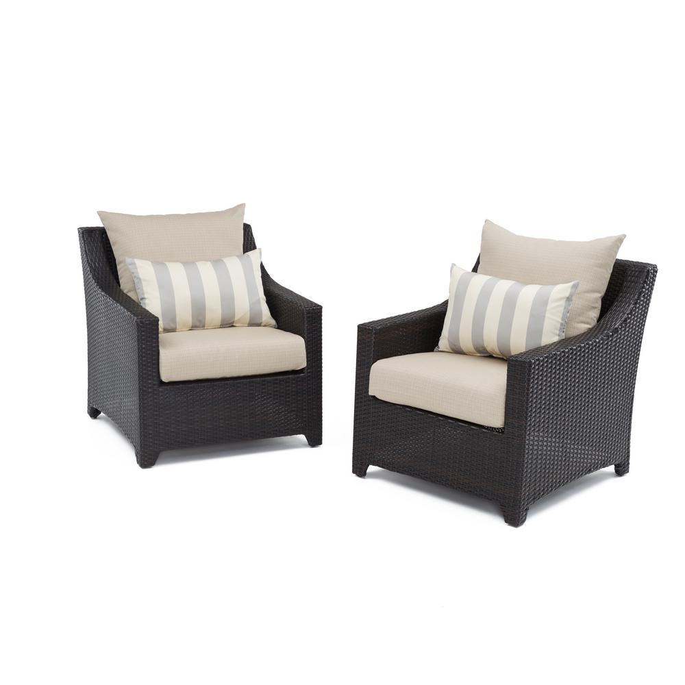 Rst Club Chair Grey Cushions Pack Image