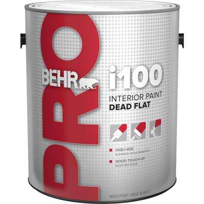 1 gal. i100 Toned-Base Flat Interior Paint