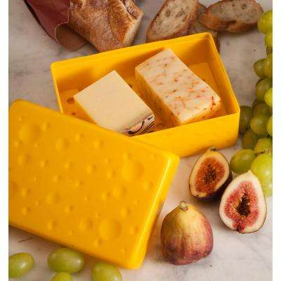 Cheese Saver Food Storage Container (2-Pack)