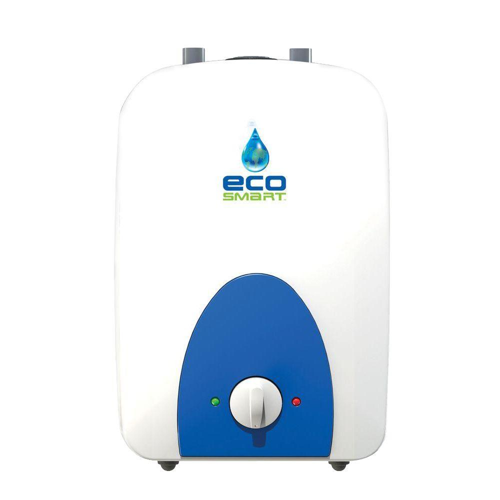 EcoSmart 2.5 gal. 1 Year 120-Volt Electric Mini Tank Point of Use Water Heater