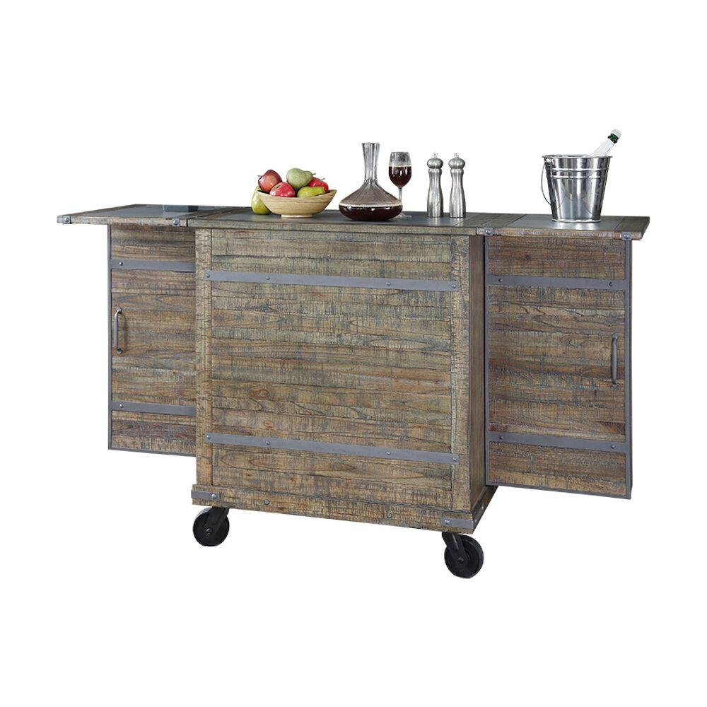 Turnkey Bottle Quenby Bar Cabinet Product Image