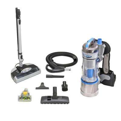 2.0 Bagless Backpack Vacuum with Powerhead and Deluxe 32 mm Tool Kit