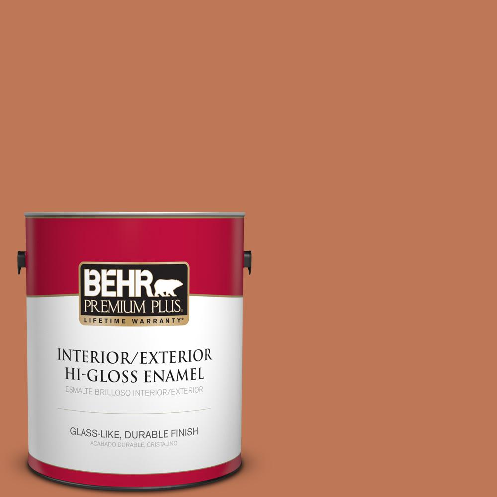 ppu3 01 moroccan sky hi gloss enamel - Moroccan Red Paint