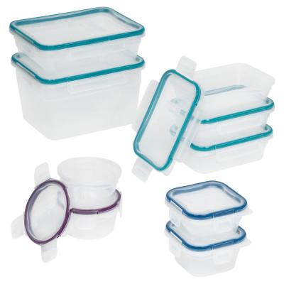 Plastic - Food Storage Containers - Food Storage - The Home