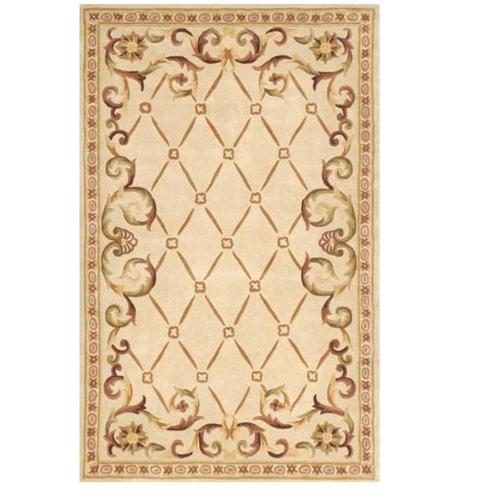 Home Decorators Collection Palisade Ivory 8 ft. x 11 ft. Area Rug