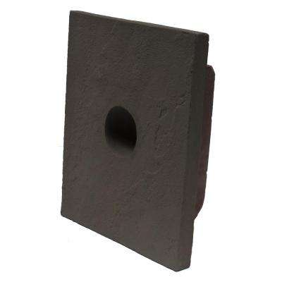 Sandstone Gray 8 in. x 9 in. Small Universal Mounting Block