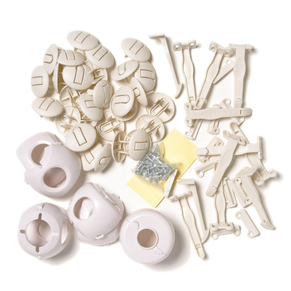 Safety 1st Essentials Childproofing Kit (46-Piece)