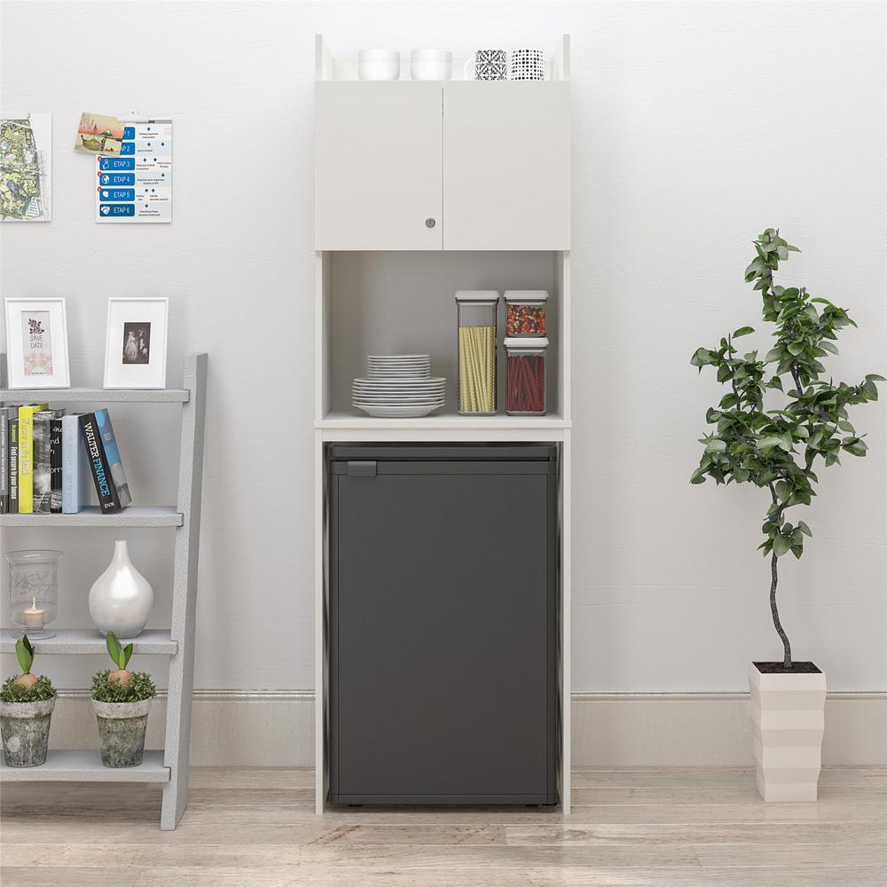 Mini Refrigerator Storage Cabinet, Mini Fridge Cabinet For Dorm Room