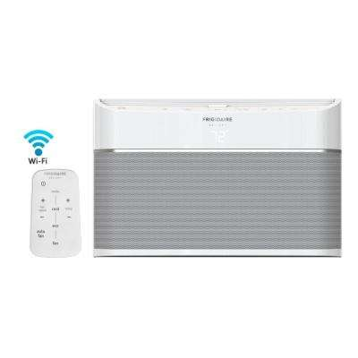 12,000 BTU 115-Volt Smart Window Air Conditioner, Wi-Fi Enabled