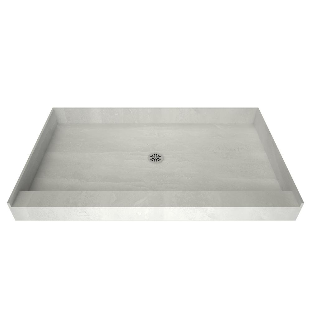 Reviews for Tile Redi Redi Base 37 in. x 60 in. Single Threshold