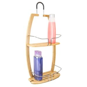 HOME basics Shower Caddy in Natural by HOME basics