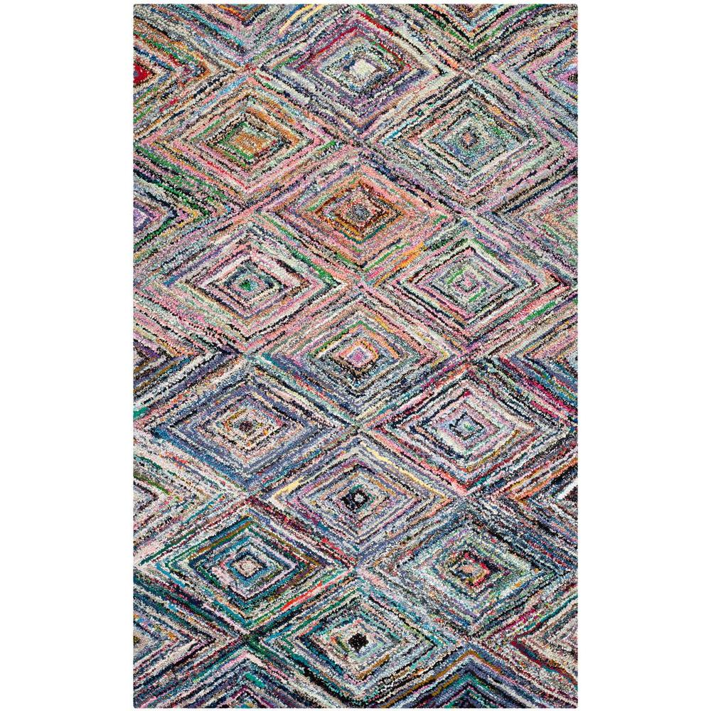 Safavieh Nantucket Multi 9 ft. x 12 ft. Area Rug