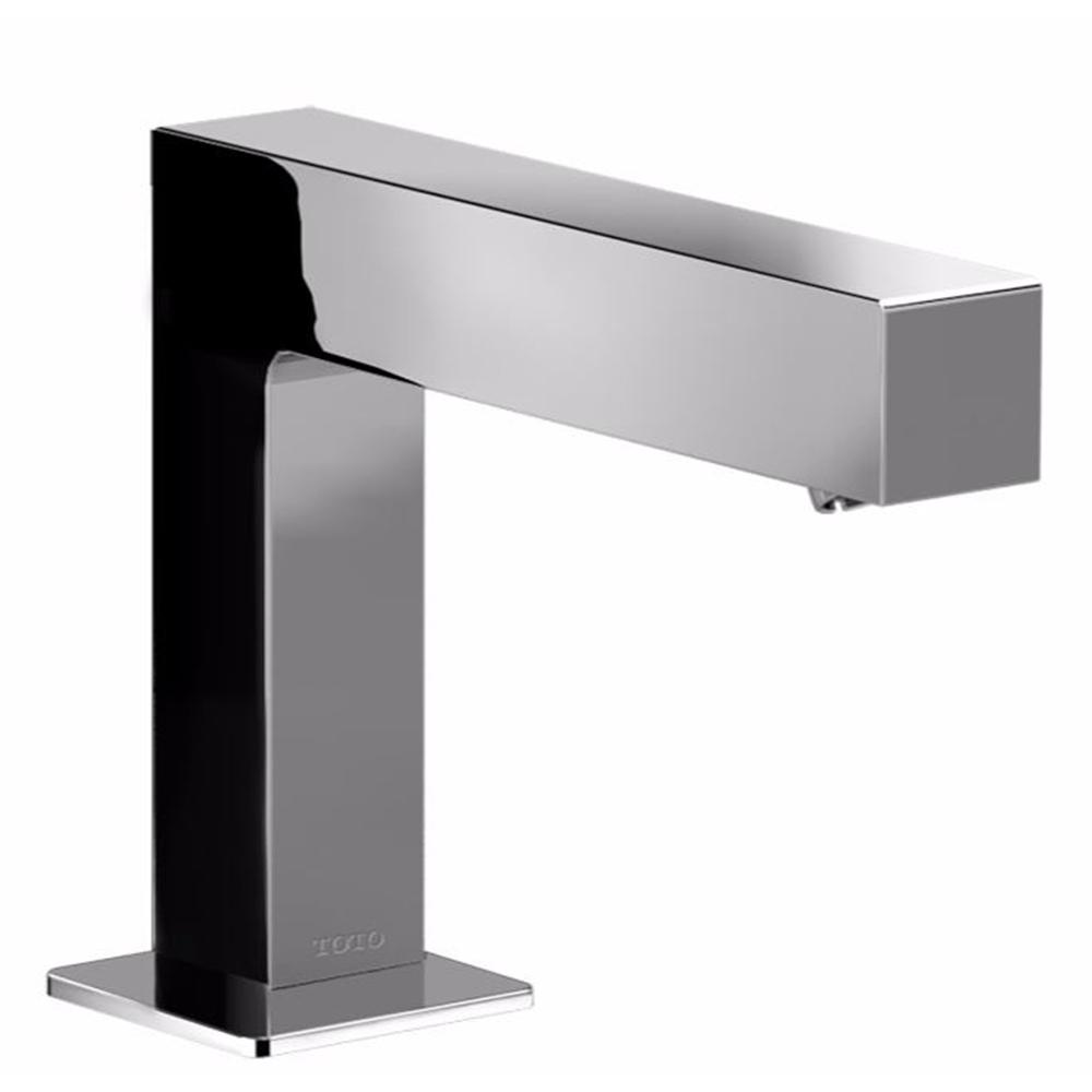 TOTO Axiom EcoPower On-Demand 0.5 GPM Touchless Single Hole Bathroom ...