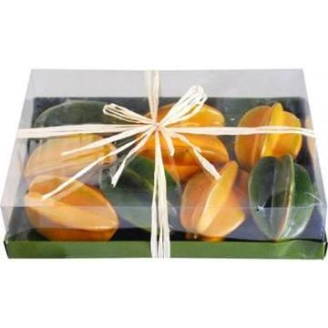 Home Decorators Collection Boxed Fruit - Set of 9