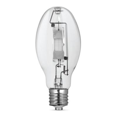 250-Watt ED28 Shape Clear Metal Halide High Intensity Discharge E39 Mogul Base HID Light Bulb (1-Bulb)