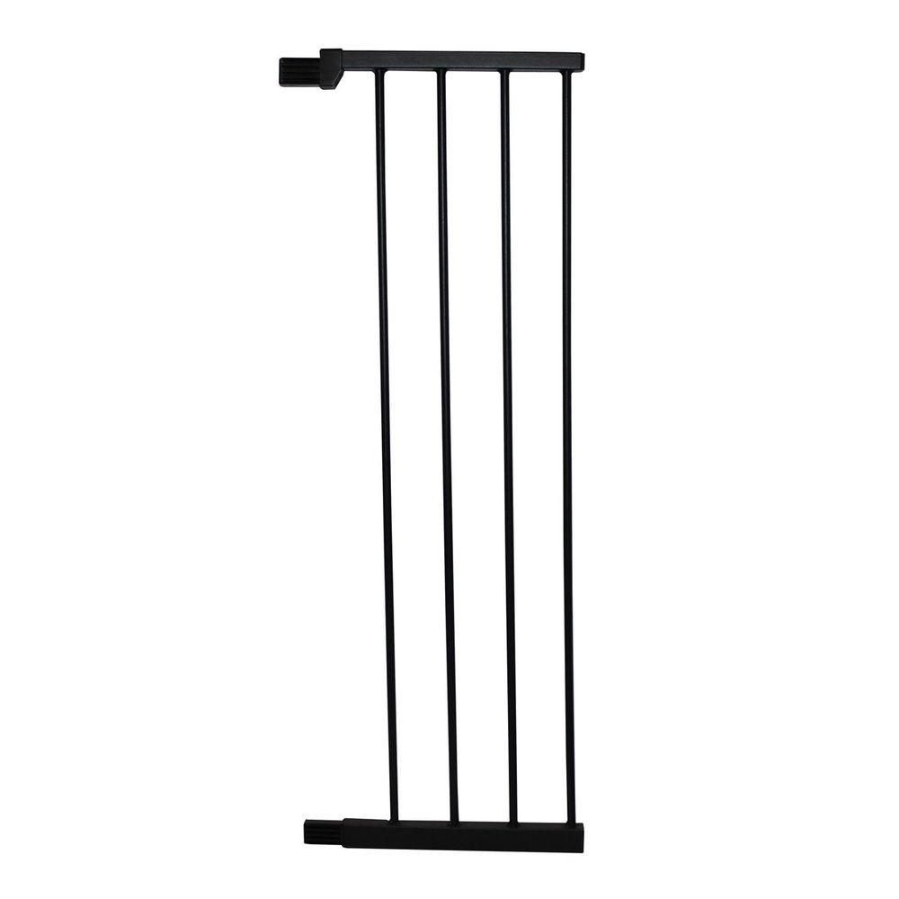 Cardinal Gates 36 in. H x 11 in. W x 1 in. D, Black Large...