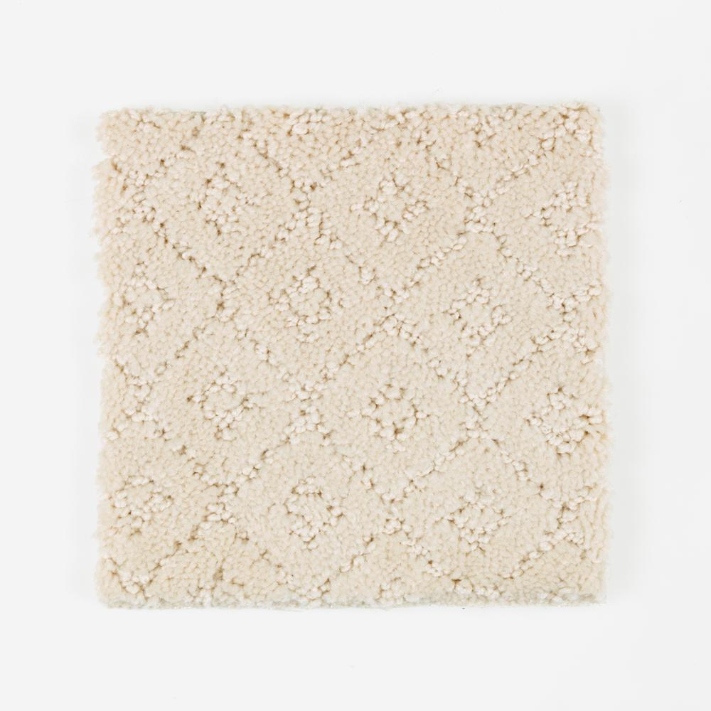 Carpet Sample - Sawyer - Color Marsh Grass Pattern 8 in.