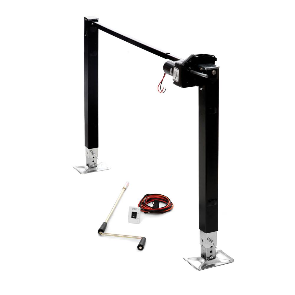 Stromberg Carlson Products LG-3 29.5 in. Legs, 6500 lb. Motor Electric Landing Gear