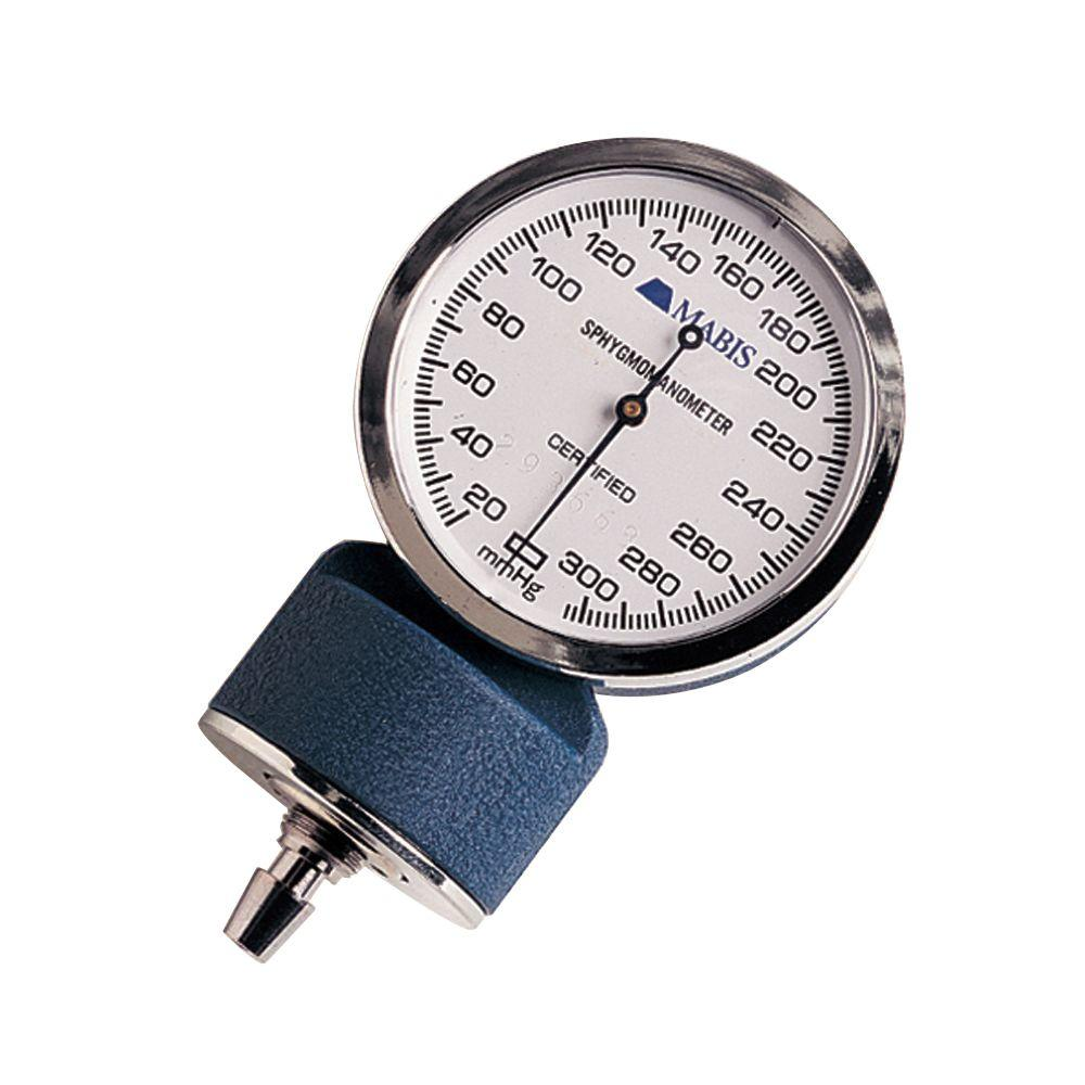 MABIS Aneroid Manometer for Precision Series, Blue-05-234 ...