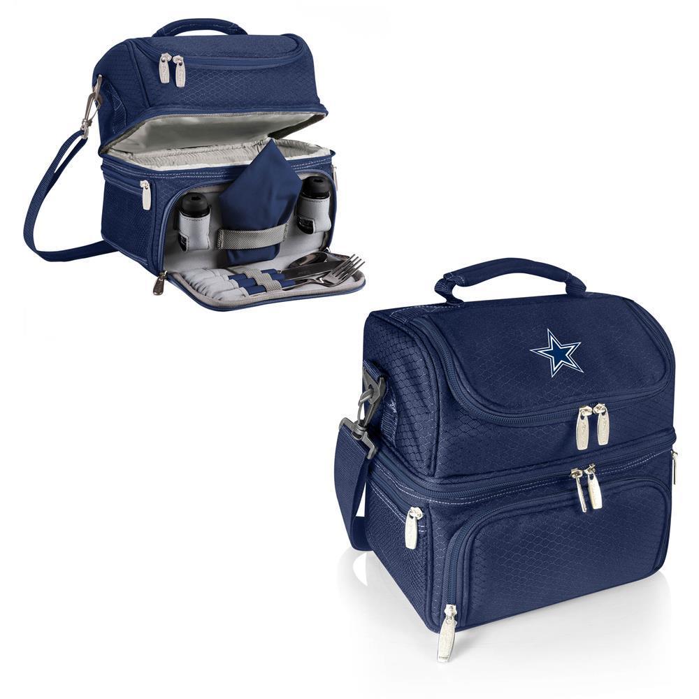 Pranzo Navy Dallas Cowboys Lunch Bag