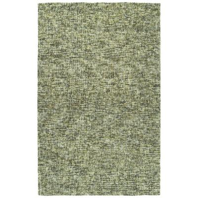 Lucero Green 8 ft. x 10 ft. Area Rug