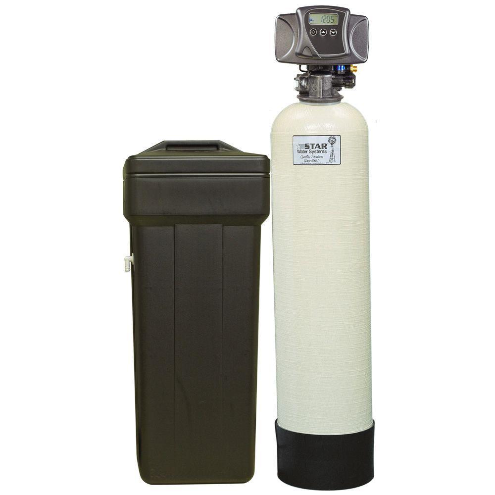 Star Water Systems 32000Grain Tannin Filter Water Softener