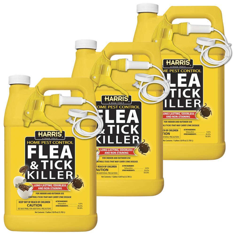 1 Gal. Flea and Tick Killer (3-Pack)