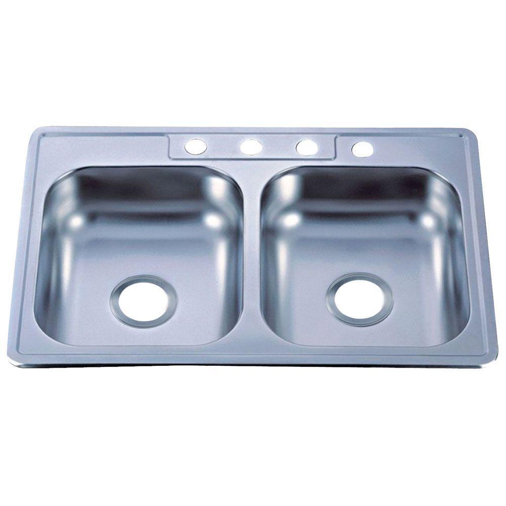 Kingston Brass - Kitchen Sinks - Kitchen - The Home Depot