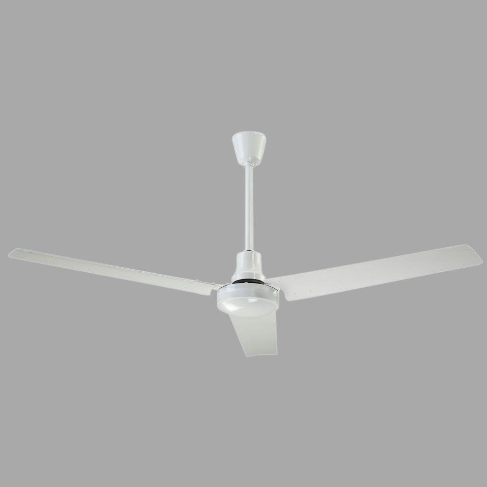 indoor white high performance industrial ceiling fan