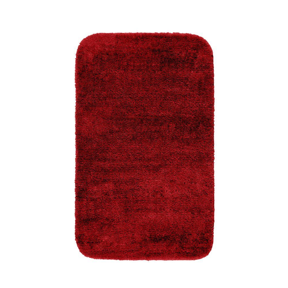 Garland Rug Traditional Chili Pepper Red 30 In. X 50 In