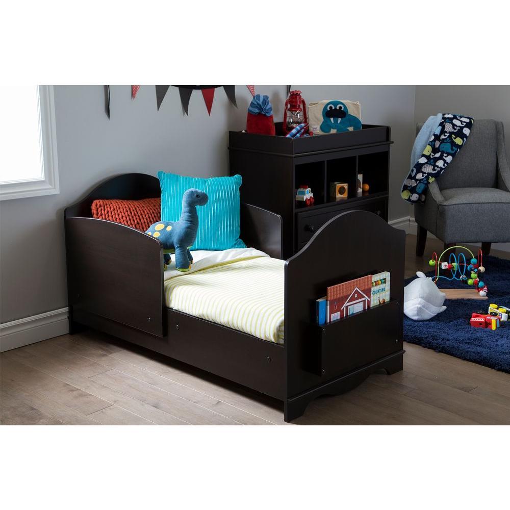 Savannah Espresso Toddler Kids Bed