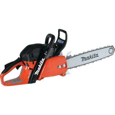 18 in. 61 cc Gas Rear Handle Chainsaw
