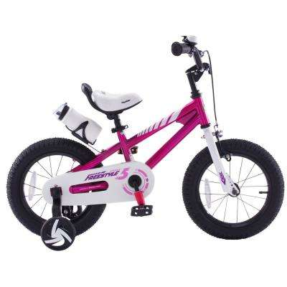 Freestyle Fuschia 16 in. Kid's Bicycle