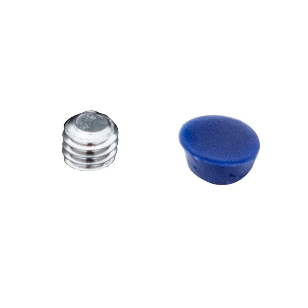 Rubber - Caps & Index Buttons - Faucet Parts & Repair - The Home Depot