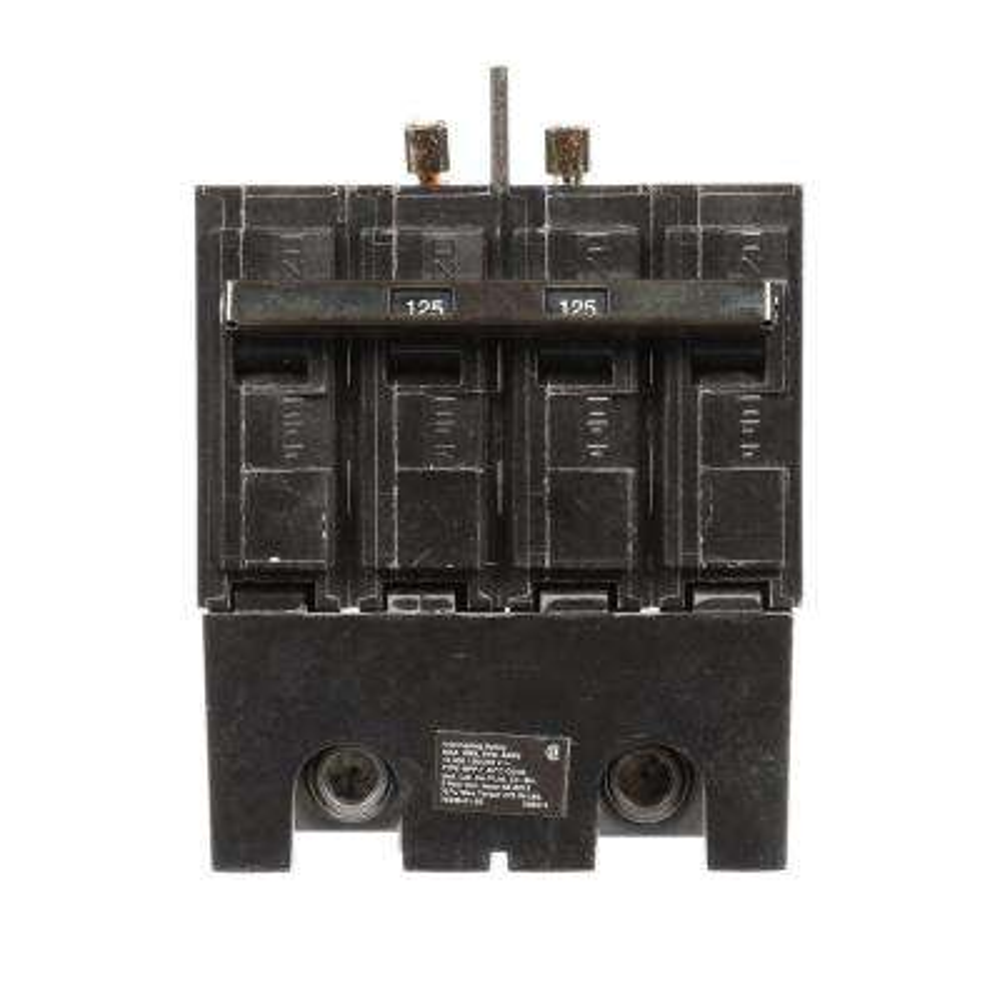 125 Amp 4-Pole 10kA Type MPP Main Breaker