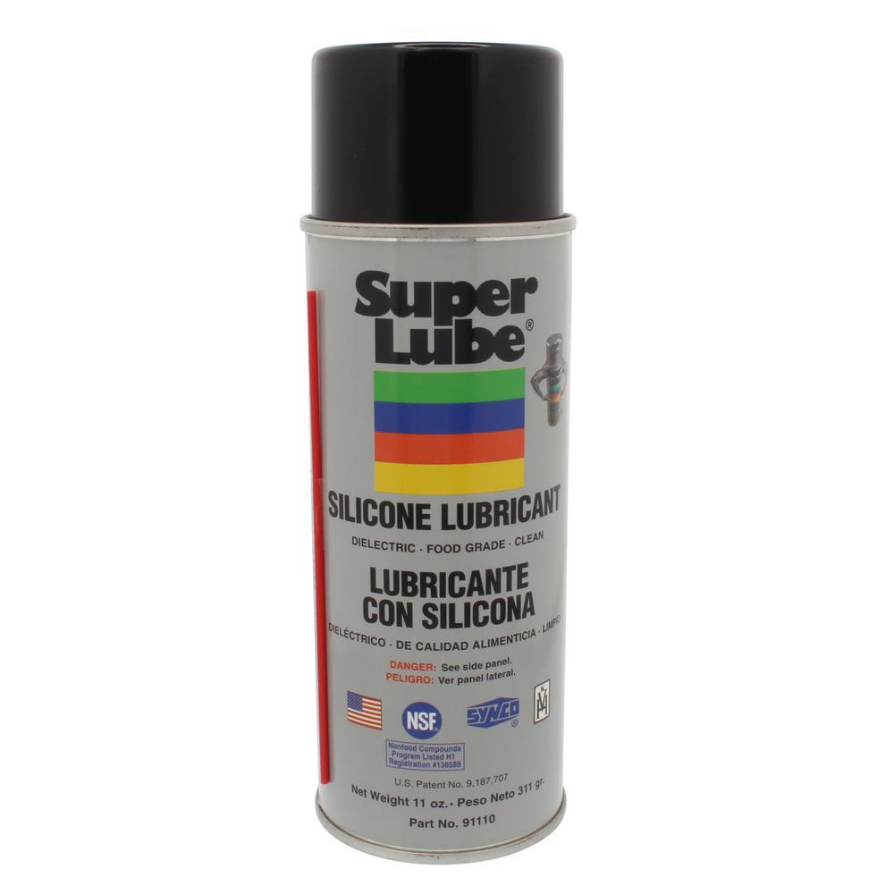 Super Lube 11 oz  Silicone Aerosol