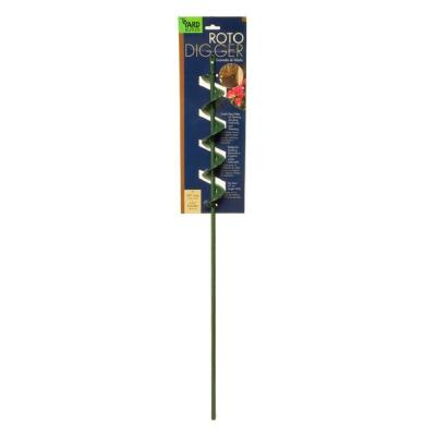 Roto Digger 30 in. x 1.75 in. Dia Garden Auger