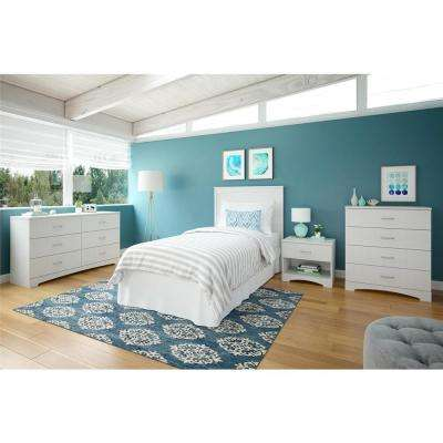 Ivory - Beds & Headboards - Bedroom Furniture - The Home Depot