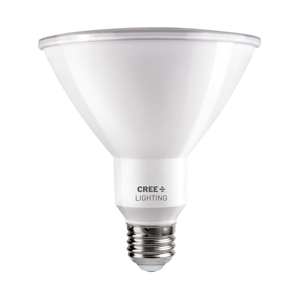 250-Watt Equivalent PAR38 High Brightness Dimmable Exceptional Light LED Flood Light Bulb Bright White (3000K)