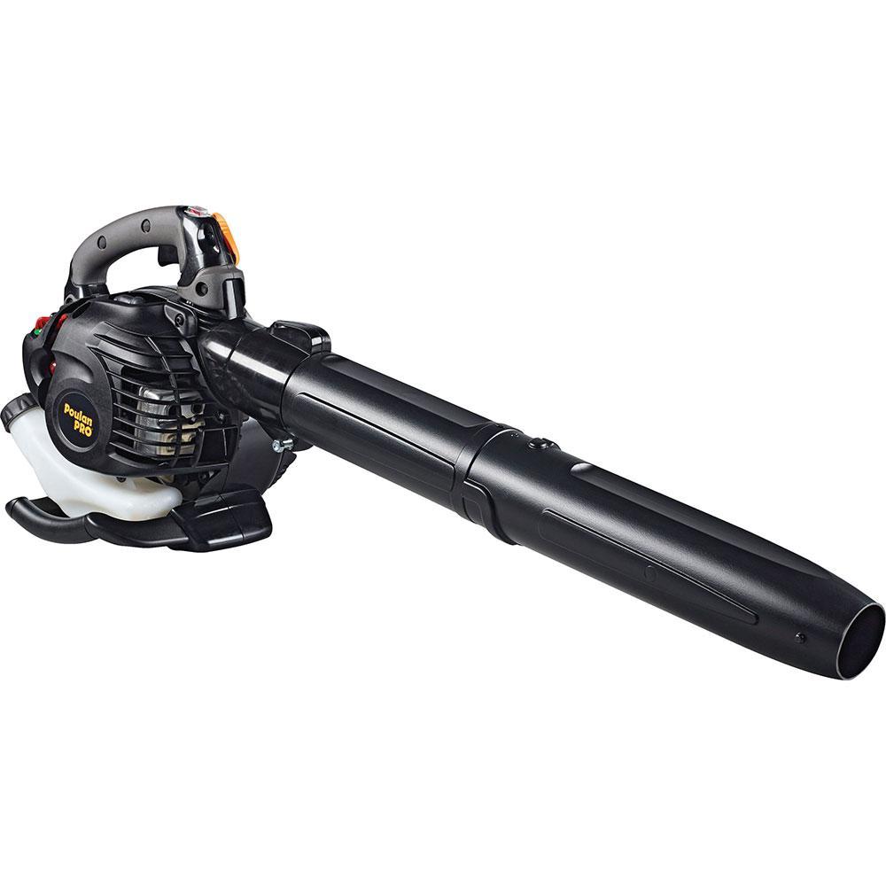 Poulan Pro PPBV25 230 MPH 450 CFM 25cc Gas Handheld Blower/Vacuum