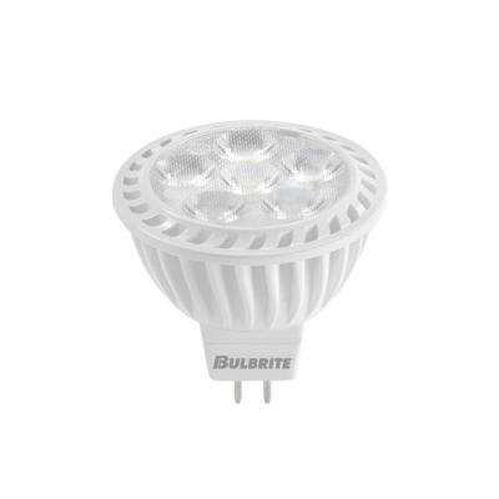 50W Equivalent Warm White Light MR16 Dimmable LED Flood Light Bulb