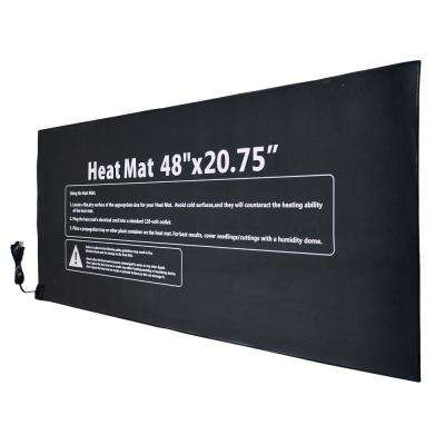 48 in. x 20.75 in. Durable Waterproof Seed Propagating Seedling Heat Mat 105-Watt