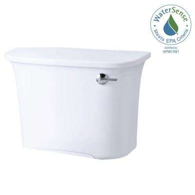 Stinson 1.28 GPF Single Flush Toilet Tank Only in White