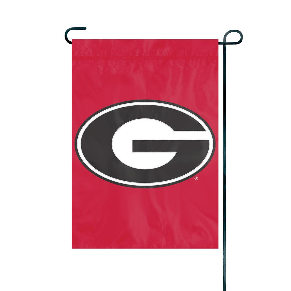 Ordinaire Party Animal, Inc. Georgia Bulldogs Premium Garden Flag
