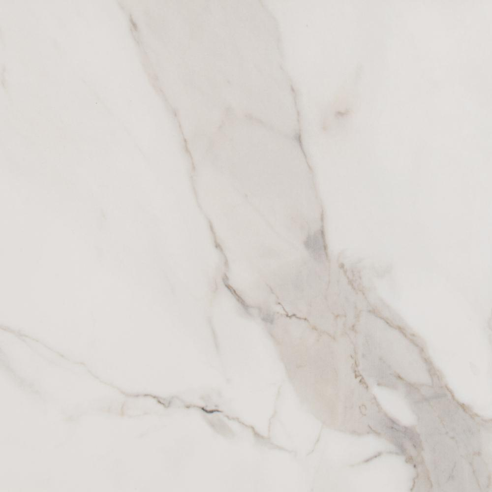 Msi Alpine Carrara 13 In X Glazed Porcelain Floor And Wall Tile