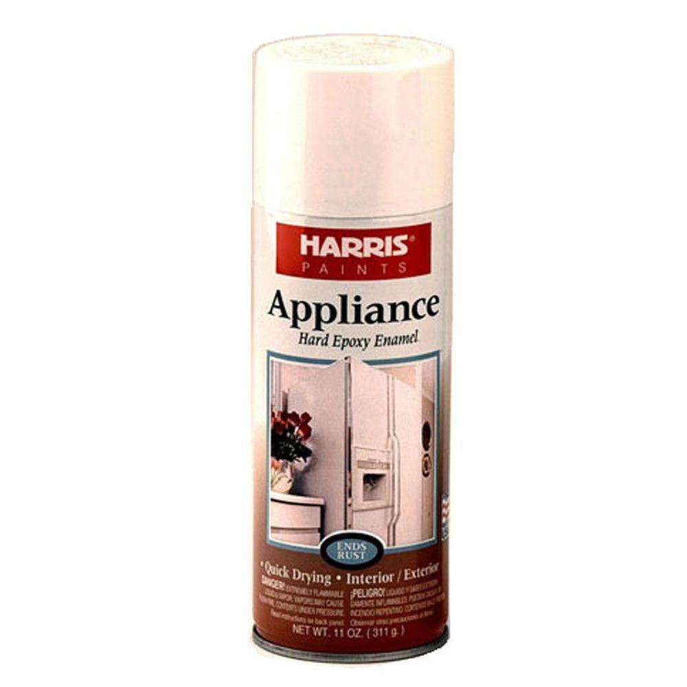 11 oz. Eggshell Snow White Appliance Enamel Spray