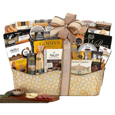 The V.I.P. Gourmet Gift Basket The Ultimate Gifting Experience