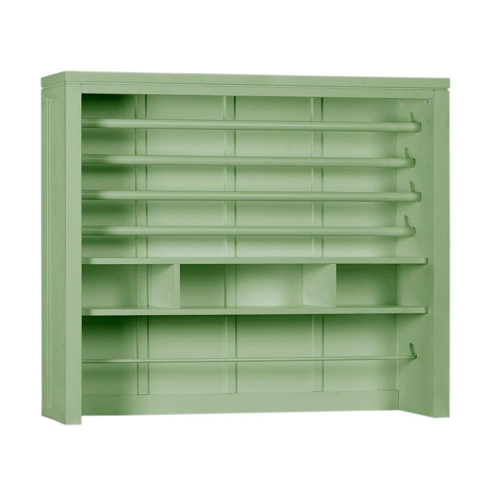 Martha stewart living 42 in w rhododendron leaf craft for Martha stewart craft organizer