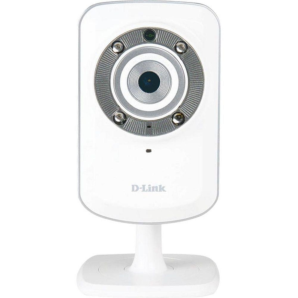 D-Link Day and Night Wi-Fi Camera with Remote Viewing
