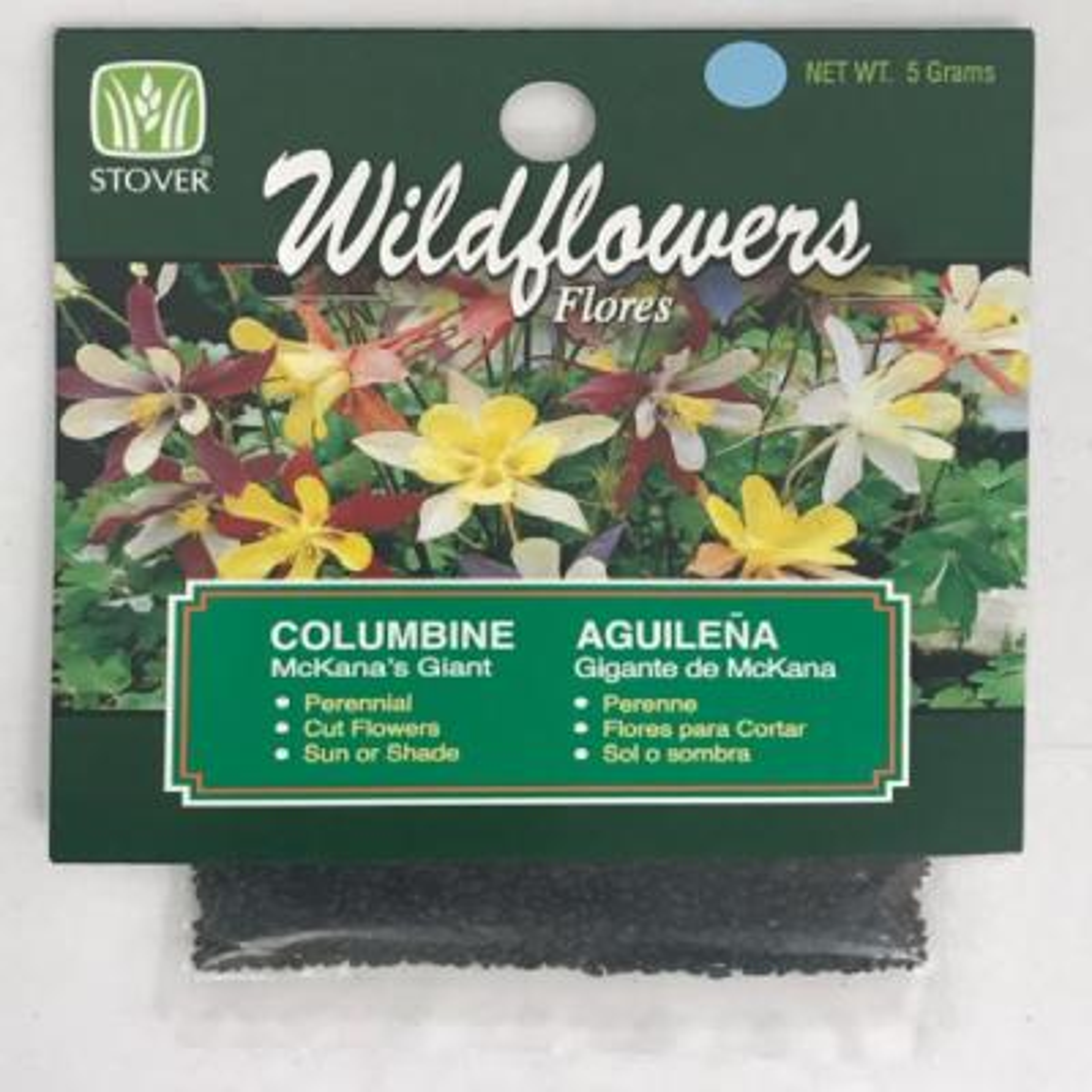 Columbine Flower Seed